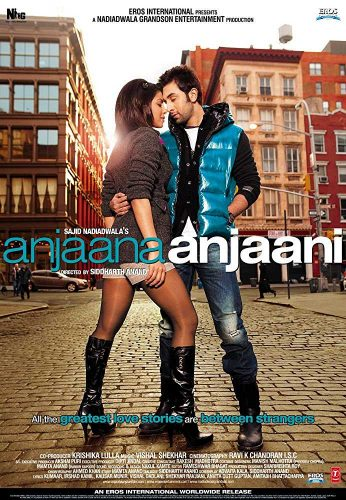Breakup Movies For Girls- Anjaana Anjaani