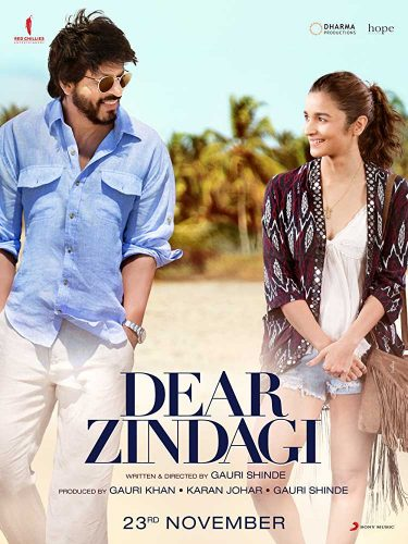 Breakup Movies For Girls- Dear Zindagi