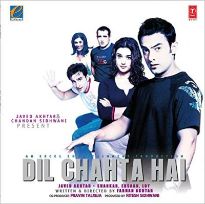 Breakup Movies For Girls- Dil Chahta Hai