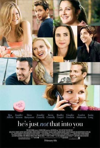 Breakup Movies For Girls- He's Just Not That Into You