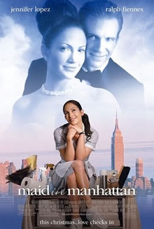 Breakup Movies For Girls- Maid In Manhattan