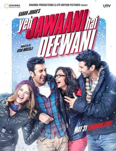 Breakup Movies For Girls- Yeh Jawani Hai Deewani