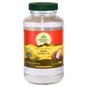 Organic-India-Virgin-Coconut-beauty-uses-of-coconut-oil