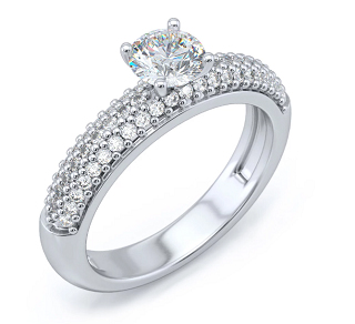 10 engagement ring