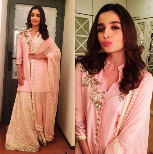 10 hairstyles for the shaadi season - Alia Bhatt