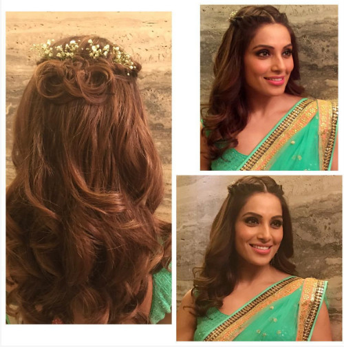 11 hairstyles for the shaadi season - Bipasha Basu