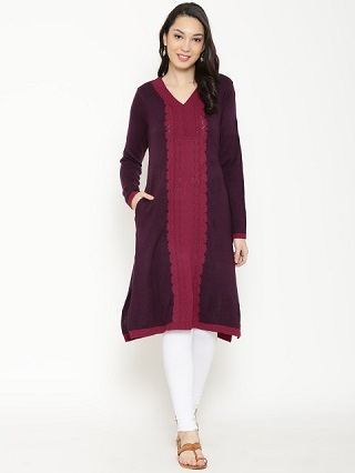 11 kurtas for winters