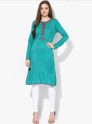 13 kurtas for winters