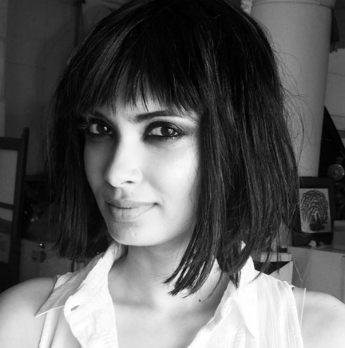 2 hair trends - Diana Penty