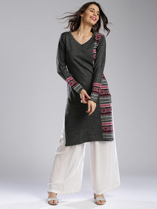 2 kurtas for winters