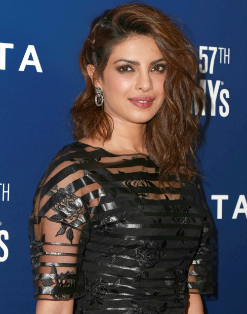 4 hair trends - Priyanka Chopra