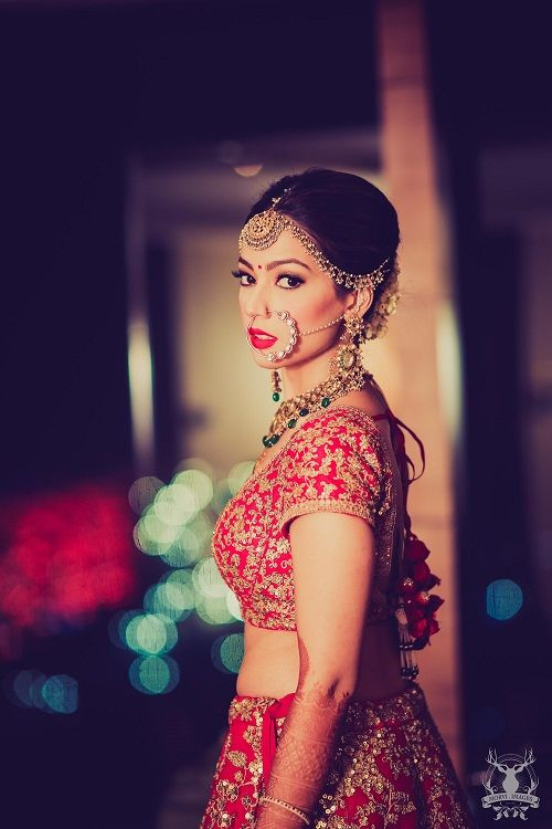 4 solo poses for the bride