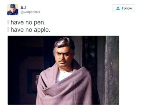 5 bollywood tweets