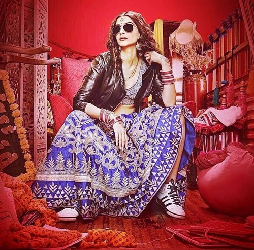 5 style winter wear with indian outfits