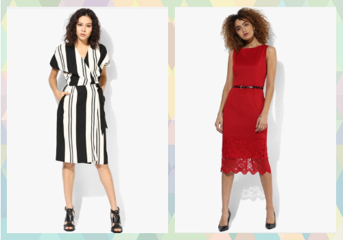 6 dresses for different body shapes