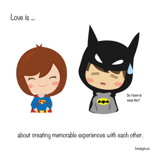 7 love illustrations