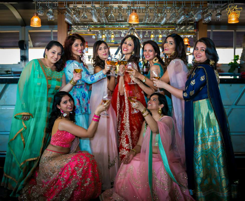 8 Wedding pictures Kishwer Merchant Suyyash Rai