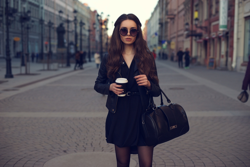 8 tips to wear all black