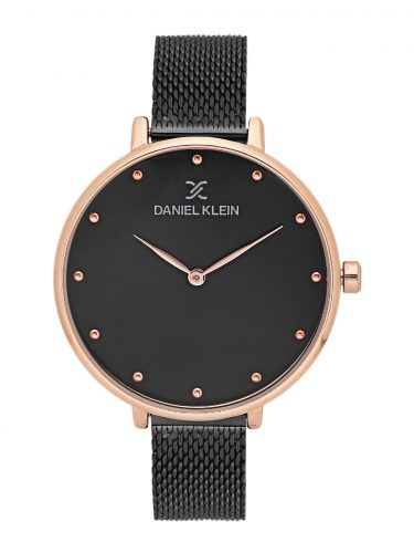 Women-Black-Analogue-Watch