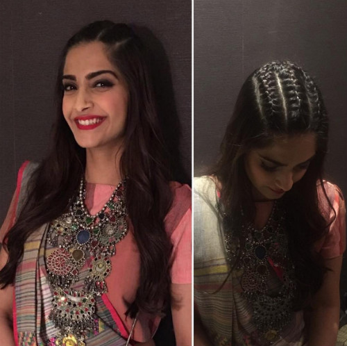 10 hairstyles that go with indian wear
