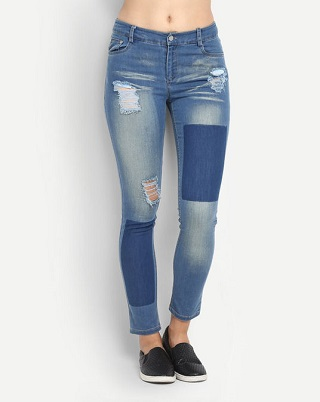 10 ripped jeans