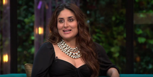 3 Kareena Sonam on Koffee with Karan