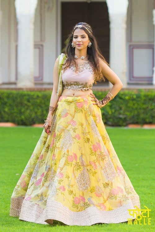 3 bridal lehengas of 2016