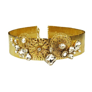 4 waist accessories for the bride