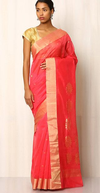 5 affordable sarees