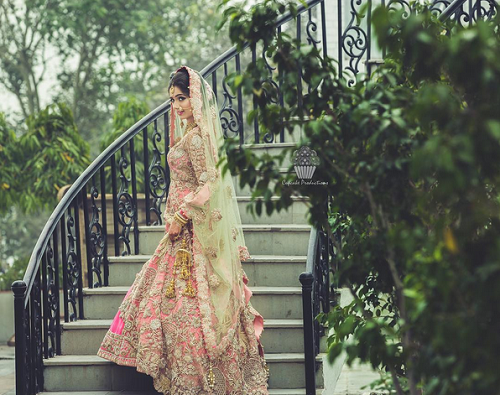 6 bridal lehengas of 2016