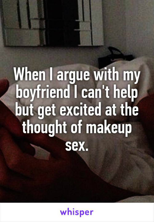 6 make up sex