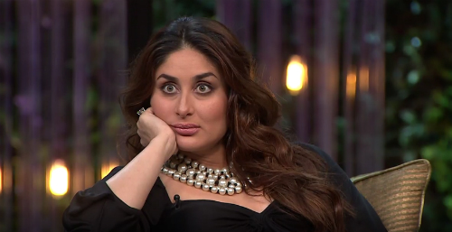 7 Kareena Sonam on Koffee with Karan