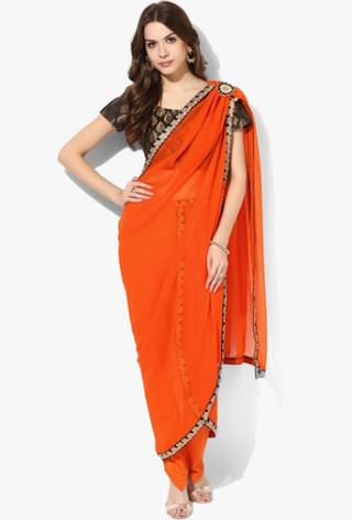 8 affordable sarees