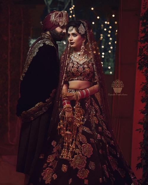 9 bridal lehengas of 2016