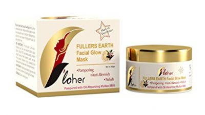 F'loher FULLER'S EARTH Facial Glow Mask