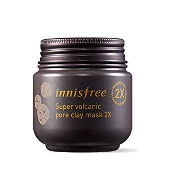 Innisfree Super Volcanic Pore Clay Mask 2X