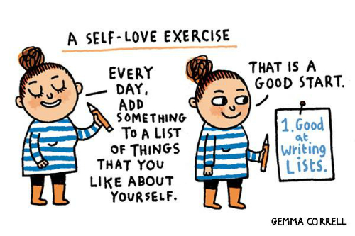 1 illustrations by gemma correll