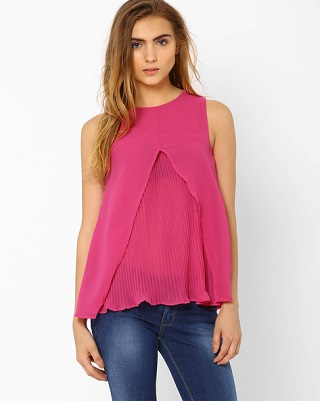 10 bright coloured tops