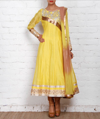 11 anarkali suits for the wedding guest