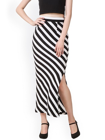 11505284778526-Texco-Black--White-striped-Side-Slit-Long-Skirt-2751505284778348-1-popxo