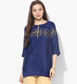 13 party wear kurtis