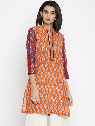 15 party wear kurtis