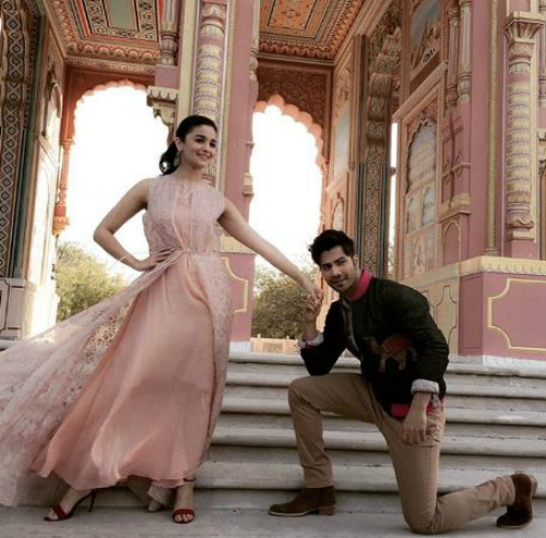 2 Varun Dhawan and Alia Bhatt