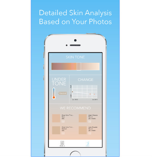 5 beauty apps