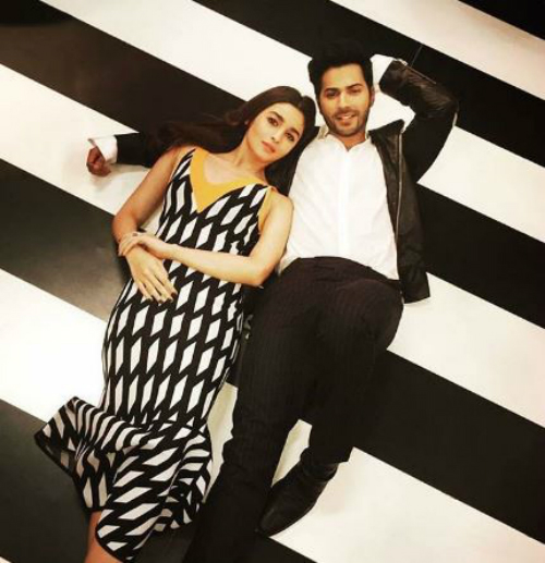 6 Varun Dhawan and Alia Bhatt