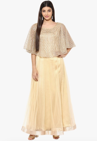 6 anarkali suits for the wedding guest