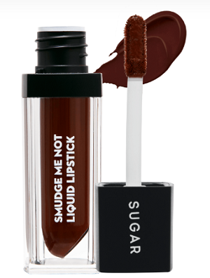 Smudge-Me-Not-Liquid-Lipstick-42-Toast-Roast-lipstick-shades-for-indian-skin