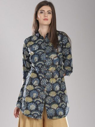 10 kurtis to wear with jeans