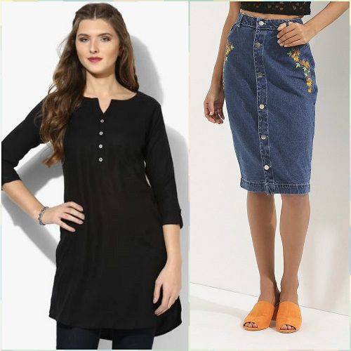 10 style a kurti not just with jeans