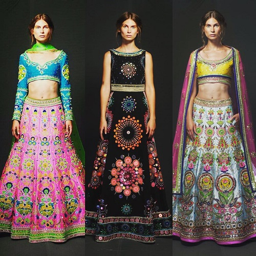10 wedding lehenga for your personality